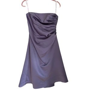 Alfred Angelo Bridesmaid Dress Style 6129 size 10